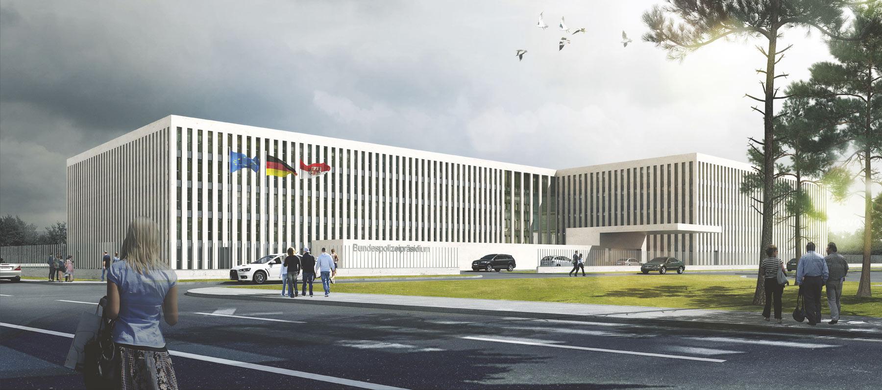 Bundespolizeipräsidium